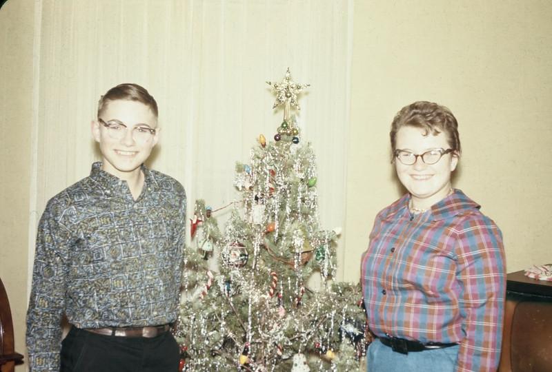 Christmas, at, Grandma, Anna, Doebler's, house