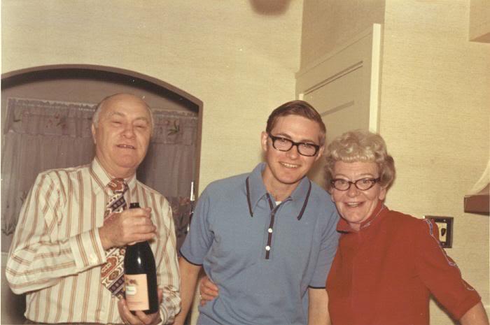 Hank Kiehn, Bob, Marian Kiehn