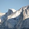 Yosemite Half Dome Dec 26, 2008