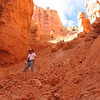 "Bryce Canyon, ""Wall Street trail"