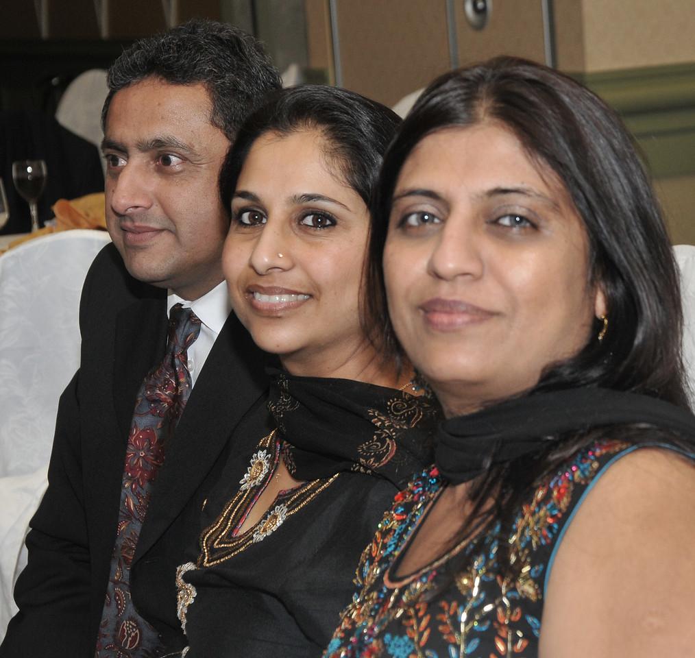 Nayeem, his wife, and Sharma