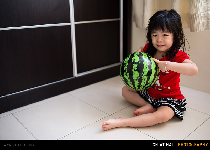 Toddler Portrait by Chiat Hau Photogaphy (Happy Malaysia Day - Yee Xian at 3 Years Old)