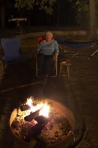 Gram @ the fire