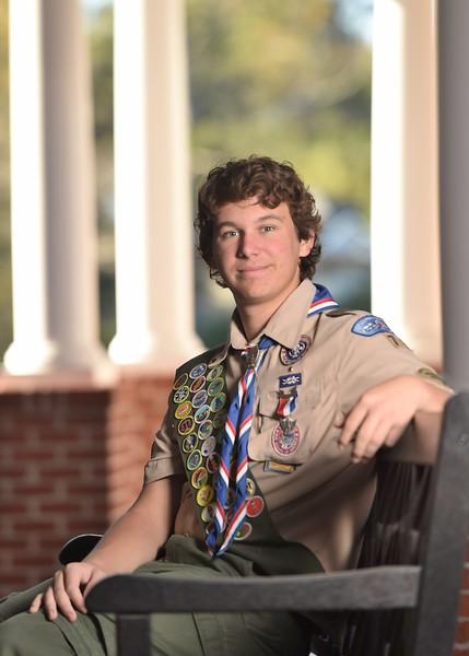 Zack P - Eagle Portraits