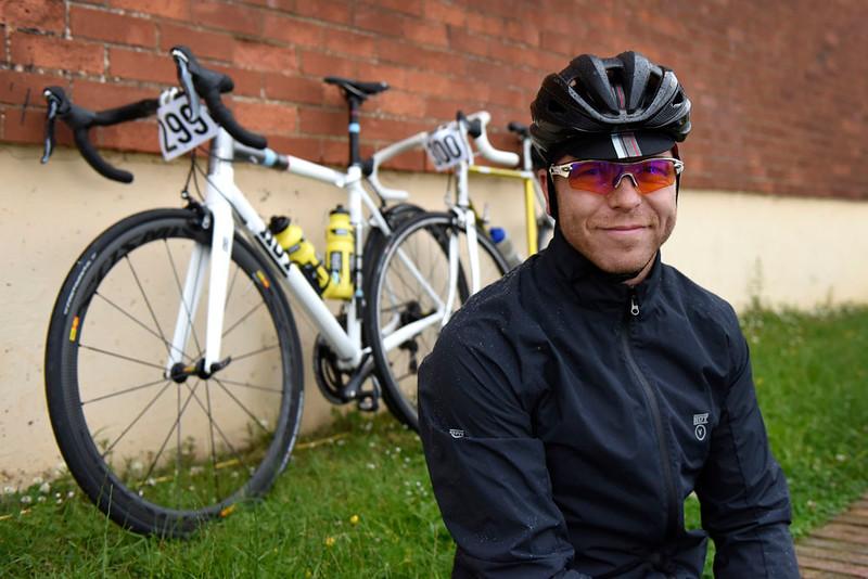 Cyclist Sir Chris Hoy