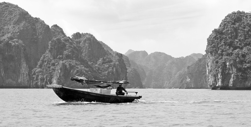 Lan Ha Bay cruising