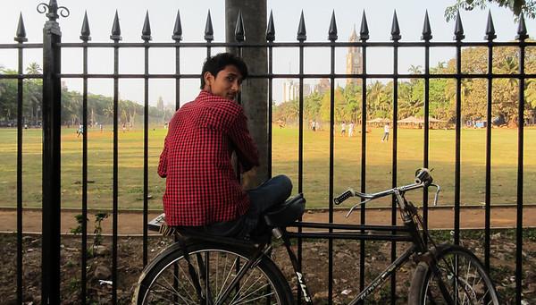 Bombay Bike Balancing
