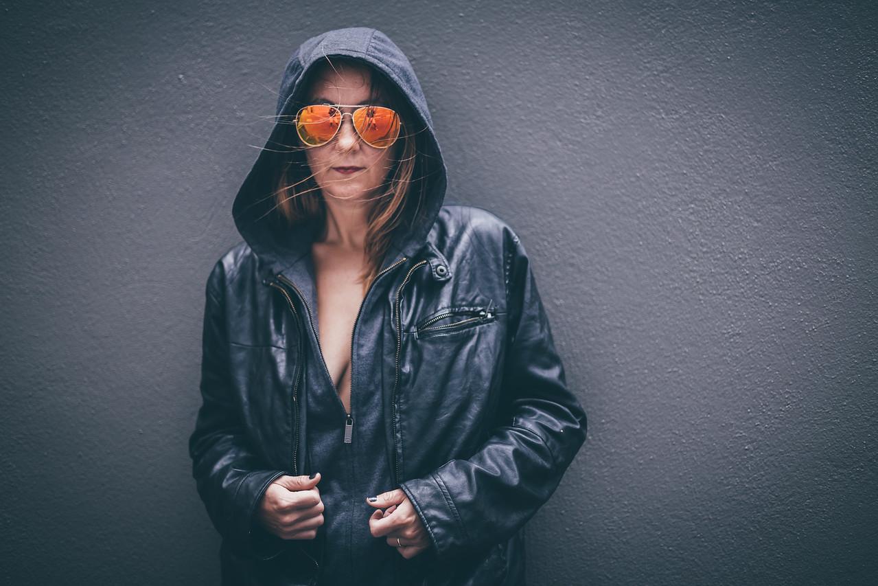 Urban portrait