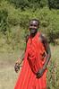 Kennedy, Maasai Warrior, Masa Mara, Kenya