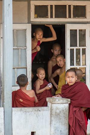 Monastery free time