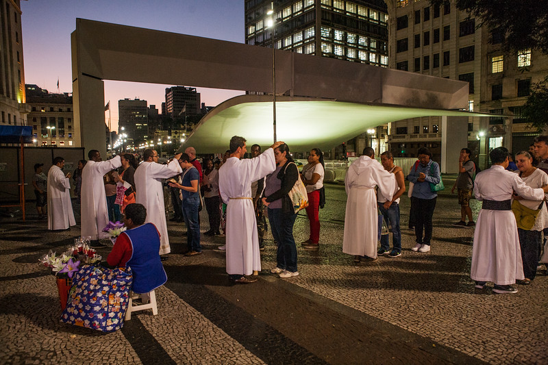 St. Anthony Church, São Paulo, Brazil