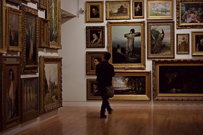 Dave, Frye Art Museum 2014