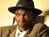 Old man in Kanungu, Uganda, 2008