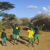 Young School Boys in Tanzania, East Africa