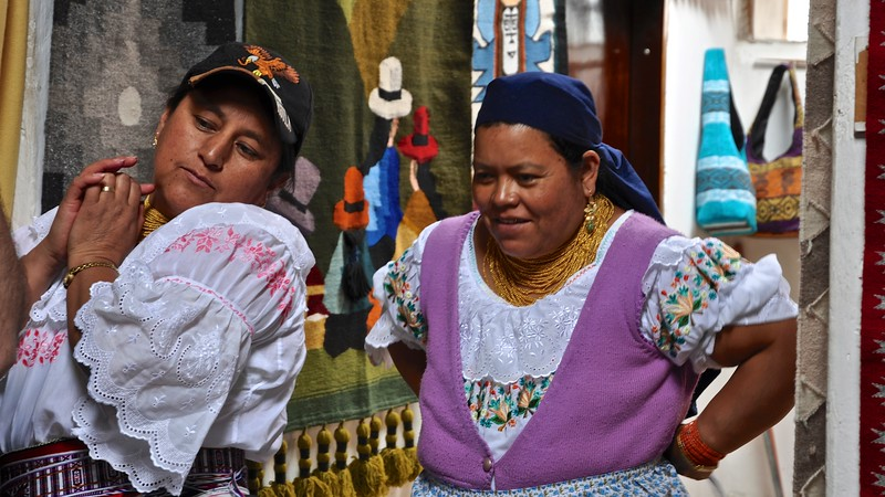 Otavalo people