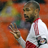 Thierry Henry of the Red Bulls correctly predicts that DC United will score four goals!