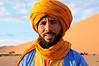 Berber Camel Driver