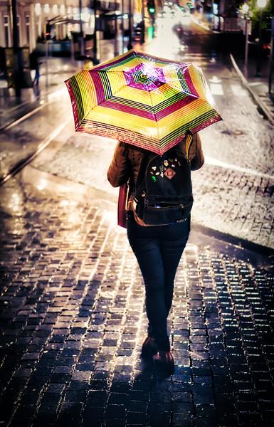 Portos Rainy Nights