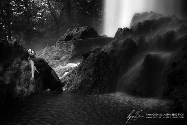 Fall Springs Falls || Falling Spring, Virginia, USA  Canon EOS 6D w/ EF24-105mm f/4L IS USM: 50mm @ ¹⁄₁₀ sec, f/4, ISO 100
