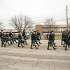 Shamrock Club Pipes and Drums, Columbus, OH St. Patricks Day 2017
