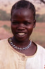 Karamajong Woman in Ranger Camp, Kidepo, Uganda