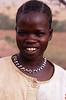 Karamajong Woman in Ranger Camp, Kidepo, Uganda