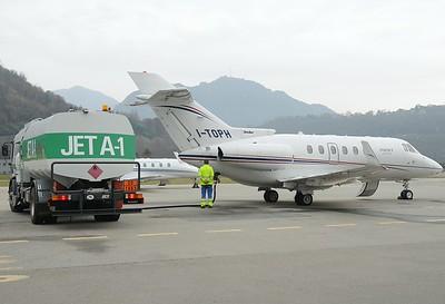 Lugano Airport - 22.11.2012