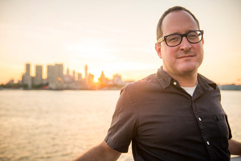 Craig Finn, The Hold Steady, Philadelphia PA, 2014.