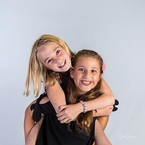 Poppy & Francesca