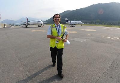 Lugano Airport - 22.08.2012