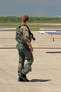 Royal Canadian Air Force Pilot