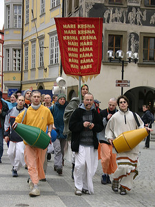 Hare Krishna Prague, Czech Republic