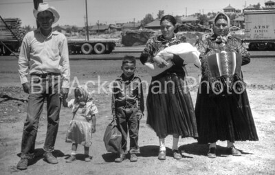 Gallup, New Mexico, 1957