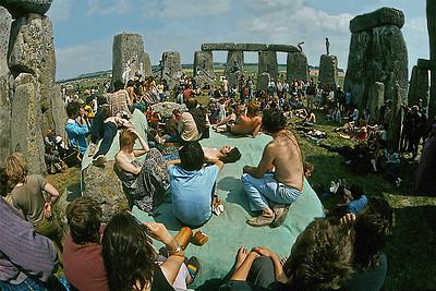 30  Stonehenge 21 June 1984