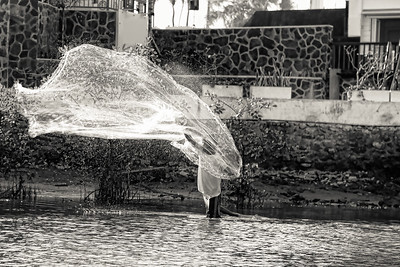 Net Fisherman