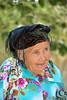 Old Uzbeki Woman