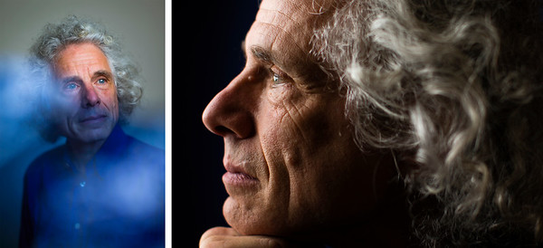 Author Steven Pinker for El Pais (Spain)