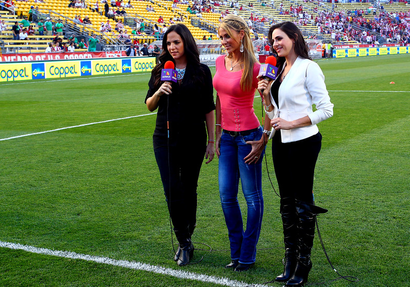Mexican TV presenters