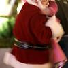 Running to Santa