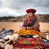 Cuzqueña Woman {Peru}