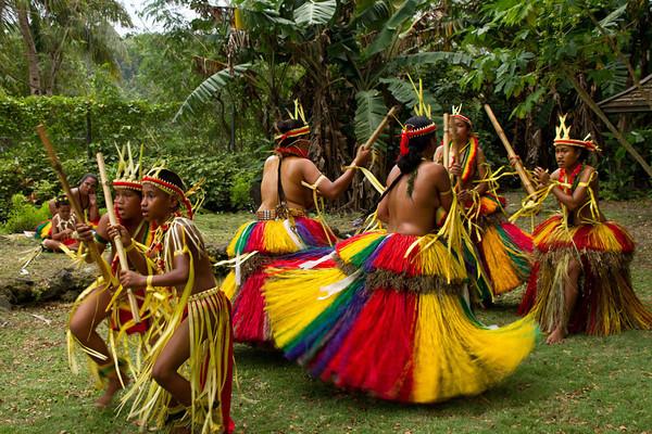 Yap dancing