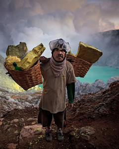 Sulfur Miner I