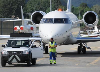 Lugano Airport - 21.07.2012