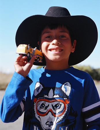 Young Vacharo, New Mexico.