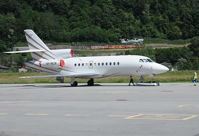 Lugano Airport - 03.06.2013