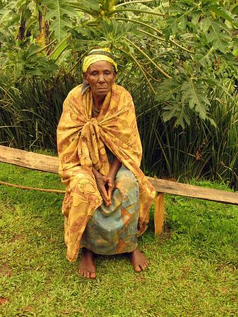 Aunty, Kanungu, Uganda, 2009