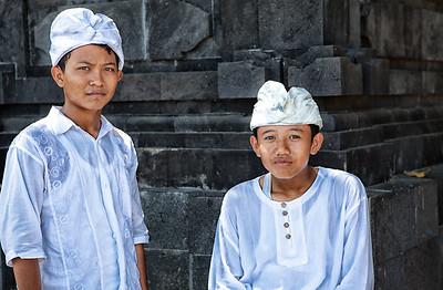Young Men Bali