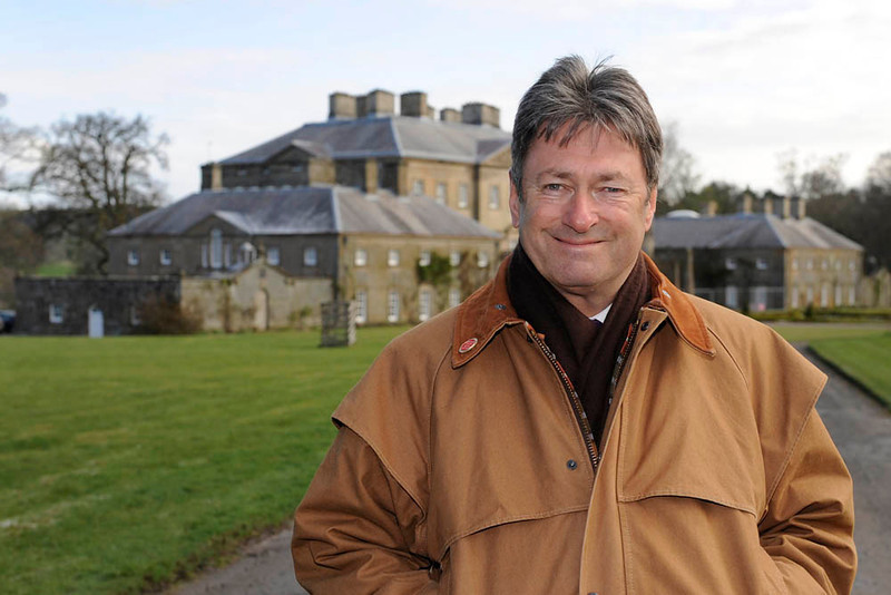 Presenter Alan Titchmarsh