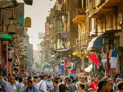 Cairo Souq Khan Al-Khalili