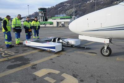 Lugano Airport - 23.12.2012
